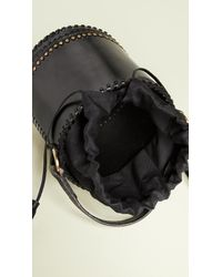 Ulla Johnson Black Andra Crossbody Bag