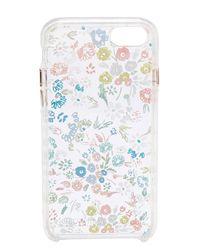 Rebecca Minkoff Blue Balboa Floral Iphone 7 Case