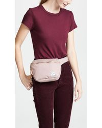 Herschel Supply Co. - Pink Fifteen Fanny Pack - Lyst