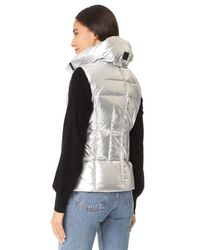 Sam. - Metallic Freedom Vest - Lyst