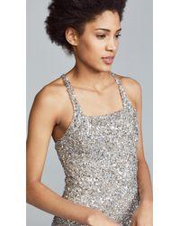 Parker - Metallic Black Sage Dress - Lyst