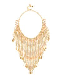 Rosantica - Metallic Risveglio Necklace - Lyst