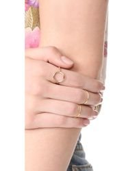 ONE SIX FIVE Jewelry - Metallic The Eleanor Ring - Lyst