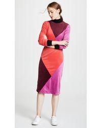 Splendid Multicolor X Margherita Velutto Dress