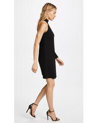 Shoshanna Black Thayer Dress