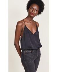 Cami NYC - Black The Lisa Bodysuit - Lyst