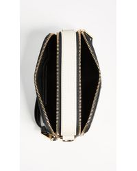 Marc Jacobs Black Snapshot Camera Bag