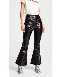 Beaufille Black Veritas Trousers