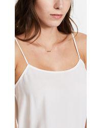 Jennifer Meyer Metallic Sister Necklace
