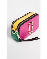 Marc Jacobs - Multicolor Snapshot Crossbody Bag - Lyst