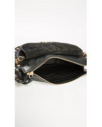 See By Chloé Black Kriss Medium Shoulder Bag