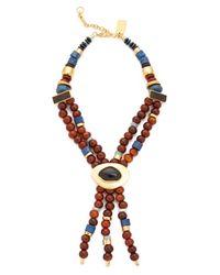 Lizzie Fortunato   Metallic Sailor Ii Necklace   Lyst