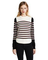Veronica Beard - Multicolor Amos Sweater - Lyst