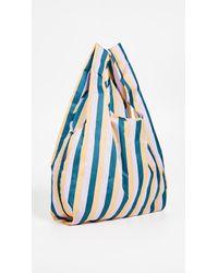 Baggu - Blue Standard Packable Bag Triple Set - Lyst