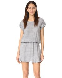 Soft Joie - Gray Quora Dress - Lyst