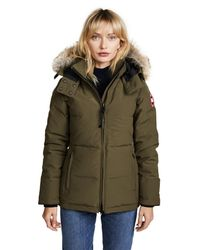 Canada Goose Multicolor Chelsea Down-filled Shell Parka Jacket