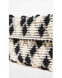 Antonello Multicolor Suni Rombetti Clutch
