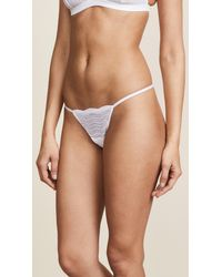 Cosabella Pink Dolce G-string