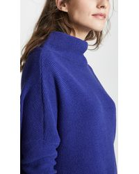 Free People - Blue Ottoman Slouchy Tunic - Lyst