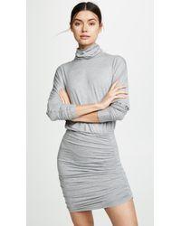 Veronica Beard Gray Manda Dress
