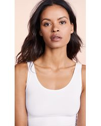 Yummie - White 6-in-1 Shaping Tank - Lyst