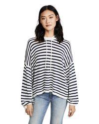 Splendid - Blue Seabound Sweater - Lyst