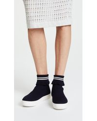 Opening Ceremony - Blue Bobby Slip On Sneakers - Lyst