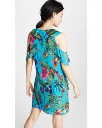 Parker Blue Glory Dress