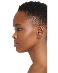 Zoe Chicco - Multicolor Paris Hoop Earrings - Lyst
