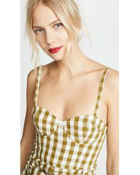 WHIT - Multicolor Quinn Top - Lyst
