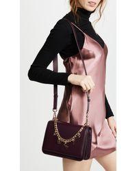 MICHAEL Michael Kors | Purple Large Mott Shoulder Bag | Lyst