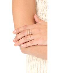 ONE SIX FIVE Jewelry | Metallic The Eva Ring | Lyst