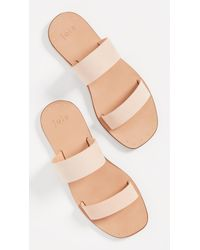 Joie Multicolor Bannerly Two Band Slides