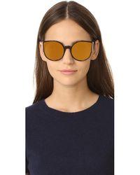 Retrosuperfuture Multicolor Lucia Forma Sunglasses