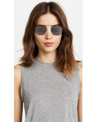 Lgr - Gray Nomad Sunglasses - Lyst
