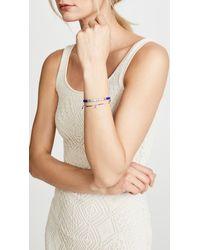 Shashi Multicolor Tilu Bracelet