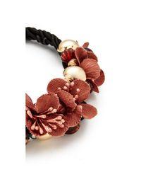 Lizzie Fortunato - Multicolor Desert Rose Necklace - Lyst