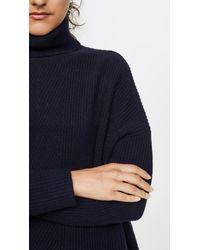 DEMYLEE Blue Harrison Sweater