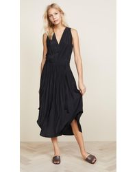 Ramy Brook Black Hailey Dress