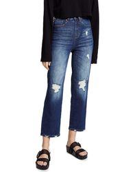 Habitual Blue Super High Rise Jeans