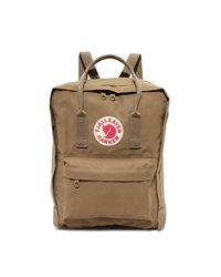 Fjallraven Natural Kanken Backpack