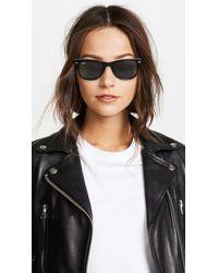 Ray-Ban Black Rb2140 Original Wayfarer Sunglasses