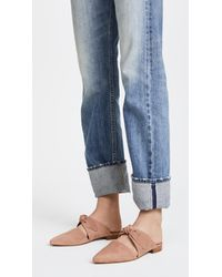 Jeffrey Campbell Multicolor Charlin Point Toe Mules