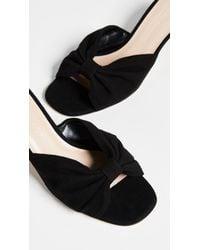 Club Monaco Black Emmelia Sandals