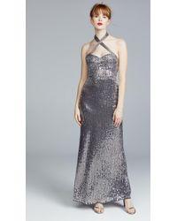 Parker Gray Black Sophie Dress