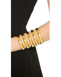 Aurelie Bidermann - Metallic Esteban Cuff - Lyst