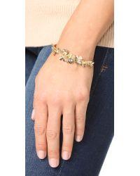 Aurelie Bidermann - Metallic Tamar Bracelet - Lyst