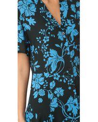 A.L.C. Blue Kayden Dress