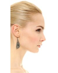 Alexis Bittar - Multicolor Stepped Fancy Pyramid Earrings - Lyst