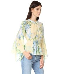 Alice McCALL Multicolor Love On Top Blouse